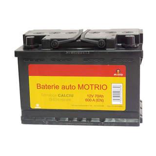 Baterie auto Motrio 70AH, 600A