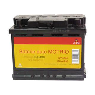 Baterie auto Motrio 60AH, 510A