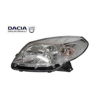 Far stânga Dacia Sandero